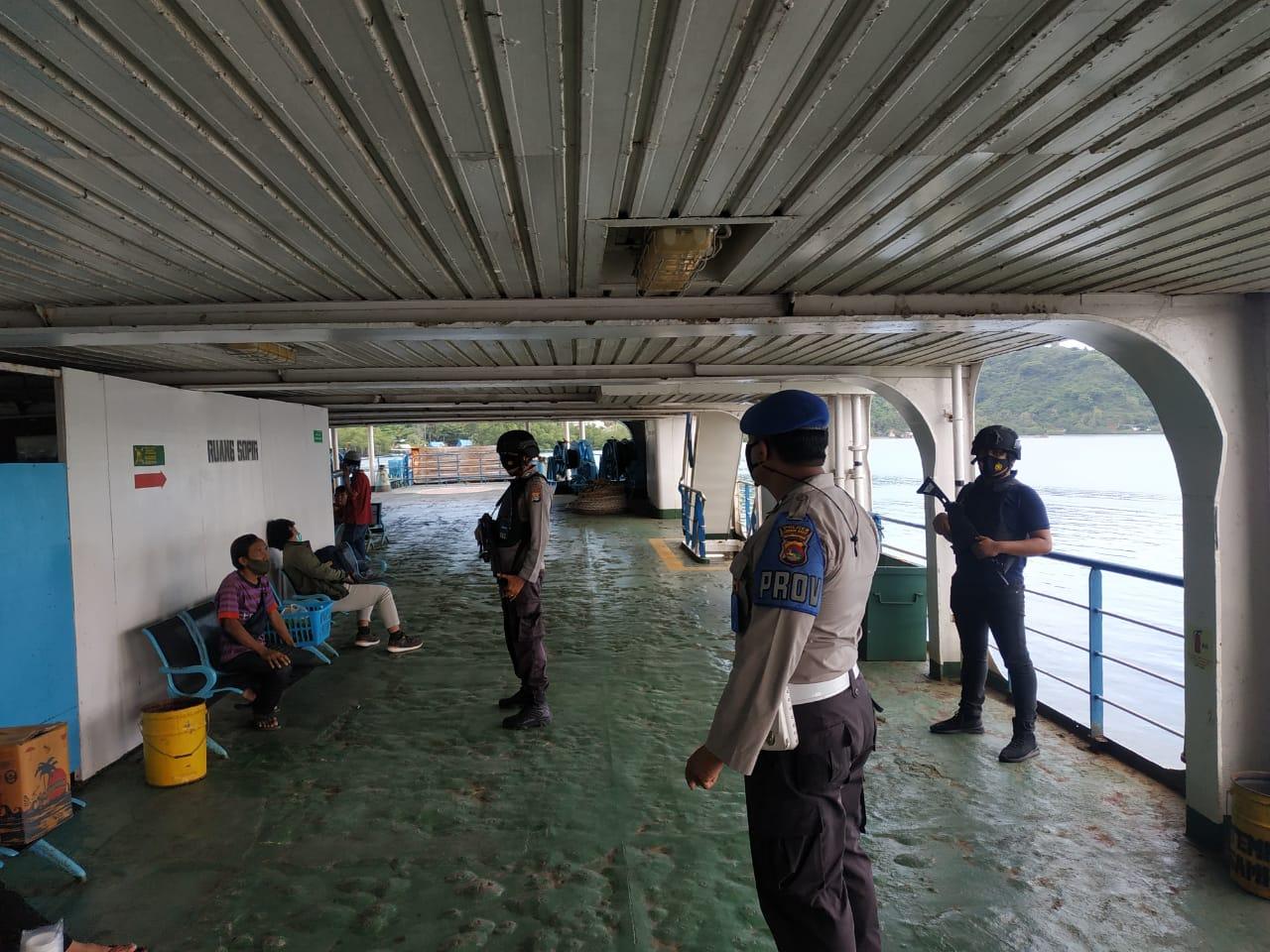 Pemeriksaan di Pelabuhan Lembar Lebih Ditensifkan, Baik yang Masuk Maupun Keluar Pelabuhan